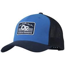 Outdoor Research OR Advocate Flexfit 110 Trucker Baseball Cap Glacier Blue NEW