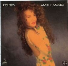 Mari Hamada - Colors *Michael Landau*