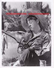 Original Photo Mickey Rooney in The Adventures of Huckleberry Finn MGM 1939