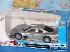 Mercedes CLK GTR Version Routière Maquette de Voiture Maisto 1 24