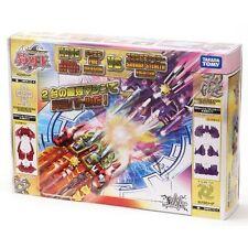 TAKARA TOMY BATTLE BLADE KB-45 FINAL BATTLE SET FIRE DRAGON VS SAVAGE FIGHTER
