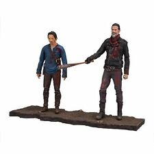 McFarlane Toy NEW * Negan & Glenn * 5-Inch Deluxe Action Figure Walking Dead