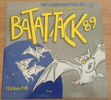 "The Crime Fighters Inc - Bat Attack '89 - Vinyl 12"" Single - UK Record PT 43136"