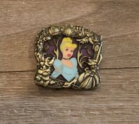 Disney WDI Stained Glass Princess Series Cinderella Pin Le 300