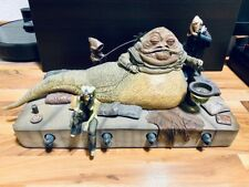 Gentle Giant Star Wars Jabba´s Throne Room Diorama
