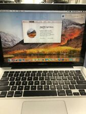 Apple MacBook Pro A1278 13'' (Mid 2010) Core 2 Duo @ 2.4GHz, 4GB RAM, 250GB HDD