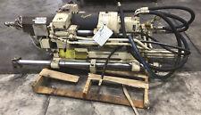 Cincinatti 110 Plastic Molding Machine Injection Unit 2 Oz Shot 3858sr