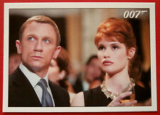 JAMES BOND - Quantum of Solace - Card #050 - Mathis Introduces Bond to Carlos