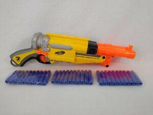 Nerf N-Strike Barrel Break IX-2 Shot Gun Blaster with 30 Bullets Free Postage