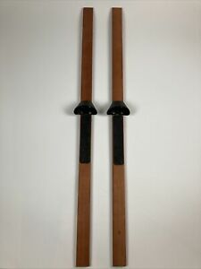 """NordicTrack 505 Ski Machine Replacement Skis (Parts Only) 53"""" Long Skis"""