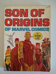 Sons of Origins of Marvel Comics 1975