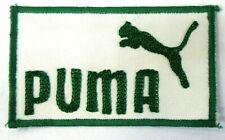 older PUMA sneakers athletic sportswear jacket shirt patch b1