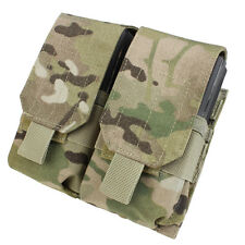 Condor 191089 MULTICAM Double Mag Pouch MOLLE M14 Rifle Magazine Holster