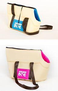 Hundetasche Princess Transporttasche für York, Chihuahua Farben M-XL