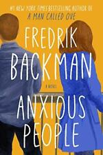 Anxious People: A Novel- Kindle Edition