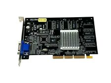 Siluro T200 32MB  VGA Graphics Card AGP GeForce2 MX 200 ABIT