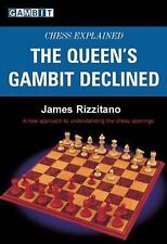 Chess Explained: The Queen's Gambit Declined by Rizzitano, James
