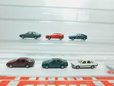 bl393-0, 5 #6x herpa H0 / 1:87 Camión/Auto Volkswagen/VW : CORRADO + Passat GL ,