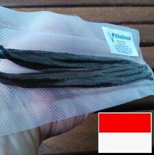 20 Vanille Indonesien Klasse A 16-18 cm Vanilleschoten