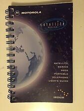 motorola satellite phone 9505 user manual