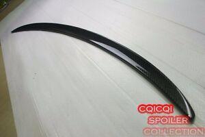 Carbon Fiber BMW 02-05 E65 E66 7-series Sedan  M3 Type Trunk Spoiler ◎