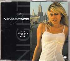 Novaspace - All Through The Night (2006) - CDM - 2006 - Eurodance 2TR
