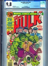 INCREDIBLE HULK #200 CGC 9.8 WHITE PAGES!