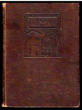 1922 Oberlin College Yearbook~Oberlin OH~Photos~History~Sports~Fraternities~++++