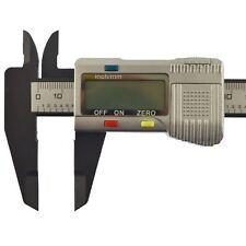 """Pied à coulisse numérique Manomètre interne / externe Affichage LCD 6"""" / 150mm"""
