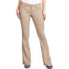 Dickies Junior Girls School Uniform 5 Pocket Slim Boot Leg Pants Size 17