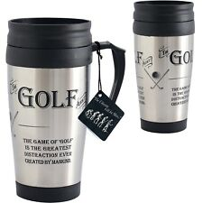 Ultimate Gift For Man 8838 Golf Travel Mug