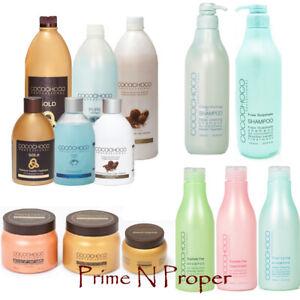COCOCHOCO Original, Gold, Pure Brazilian Keratin, Shampoo-Conditioner,