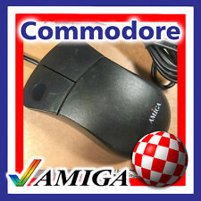 Amiga Black Mouse Good Condition for Commodore Amiga Only