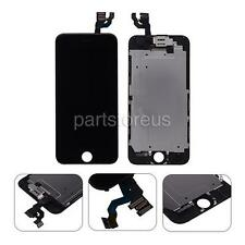 LCD Display + Touch Screen Digitizer Frame Front Camera For iPhone 6 4.7'' Black