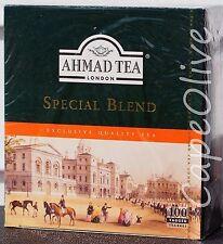 Ahmad Tea London Special Blend Tea - 100 Tea Bags