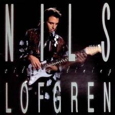 Nils Lofgren - Silver Lining - 1991 Ryko Distribution NEW