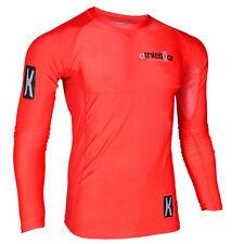 Kompressions T-Shirt in Premiumqualität_Spezielles Strechmaterial_Farbe rot