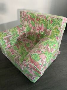 Lilly Pulitzer Pottery Barn Anywhere Chair On Parade