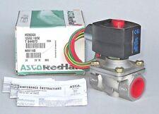 """ASCO Stainless Steel Solenoid Valve HV2663424, 120V, 3/4"""" NPT, Fuel Gas 150 psi"""