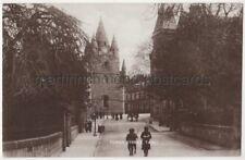 Tain, Tower Street, Ross, Ideal Series RP Postcard B767
