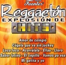 Reggaeton: Explosion De Hits