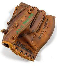 "Wilson A2185 Catfish Hunter Baseball Glove Mitt 10.5"" RHT Right Throw Youth"