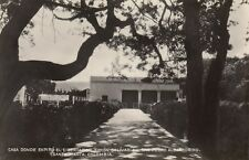 SANTA MARTA ( Colombia) : House where Simon Bolivar died RP-MOGOLLON & CO