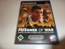 PlayStation 2  PS 2  Prisoner of War
