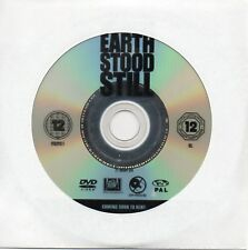 The Day The Earth Stood Still (DVD, 2009) (Disc Only) Kathy Bates, Keanu Reeves