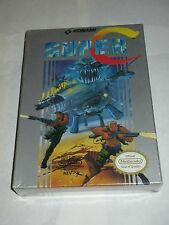 Super C Contra (Nintendo NES, 1990) NEW Factory Sealed #3