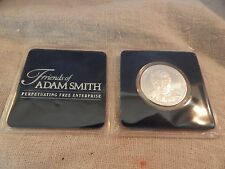BIPAC Friends of Adam Smith Award Coin 2002 - John T. Dillon International Paper