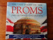 Last Night of the Proms: The Ultimate Collection 3 CD Set (2016) New & Sealed