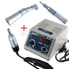Dental Marathon N3 35Krpm Micro Motor +Contra Angle&Straight Nose Cone Handpiece