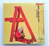 Billie Eilish Don't Smile At Me +5 CD Japan Limited 5 Bonus Tracks